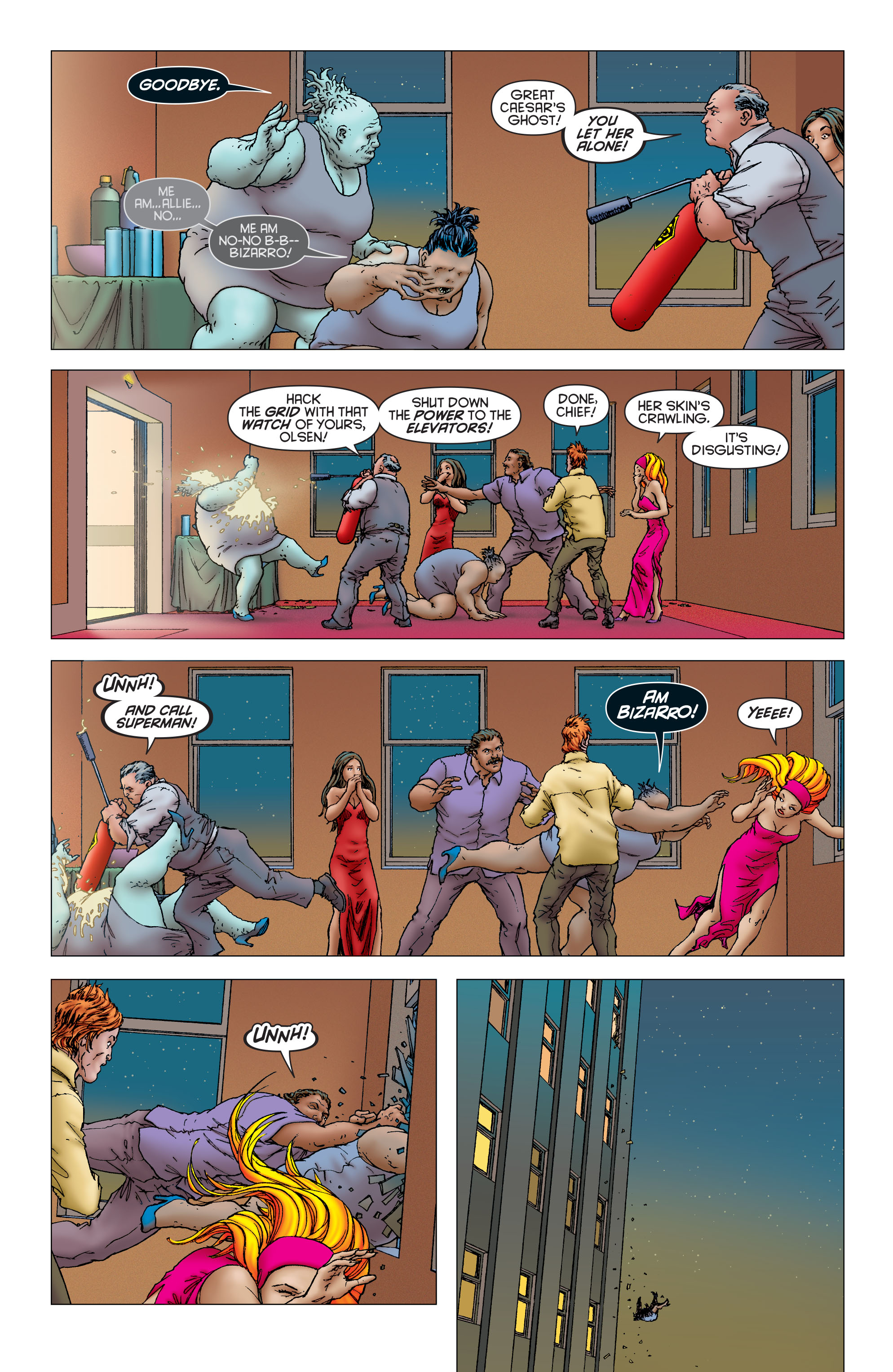 Read online All Star Superman comic -  Issue #7 - 8