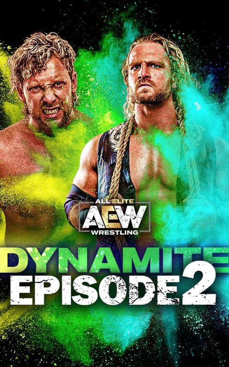 AEW Dynamite (18 March 2020) English 350MB HDTV 480p