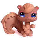 Littlest Pet Shop Collectible Pets Squirrel (#540) Pet