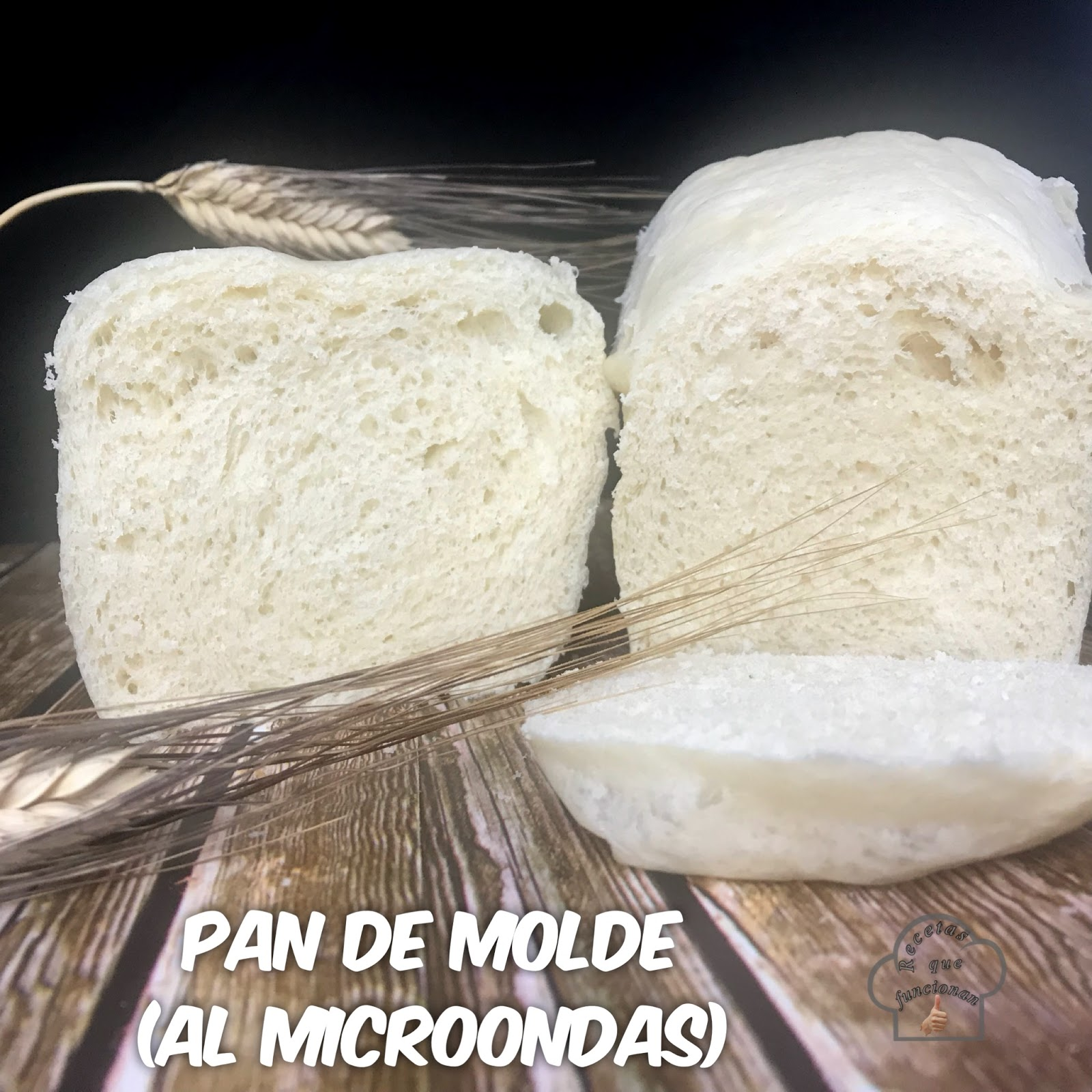 ingredientes del pan blanco