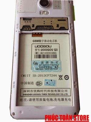 Rom gốc Uoogou Q3 T9 sc8825 alt