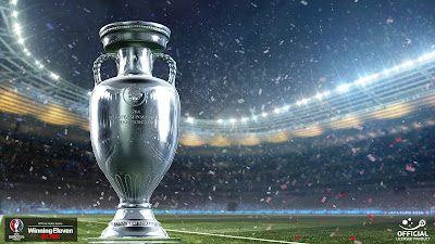PES 2016 Official Konami Data Pack 3 ( EURO 2016 )