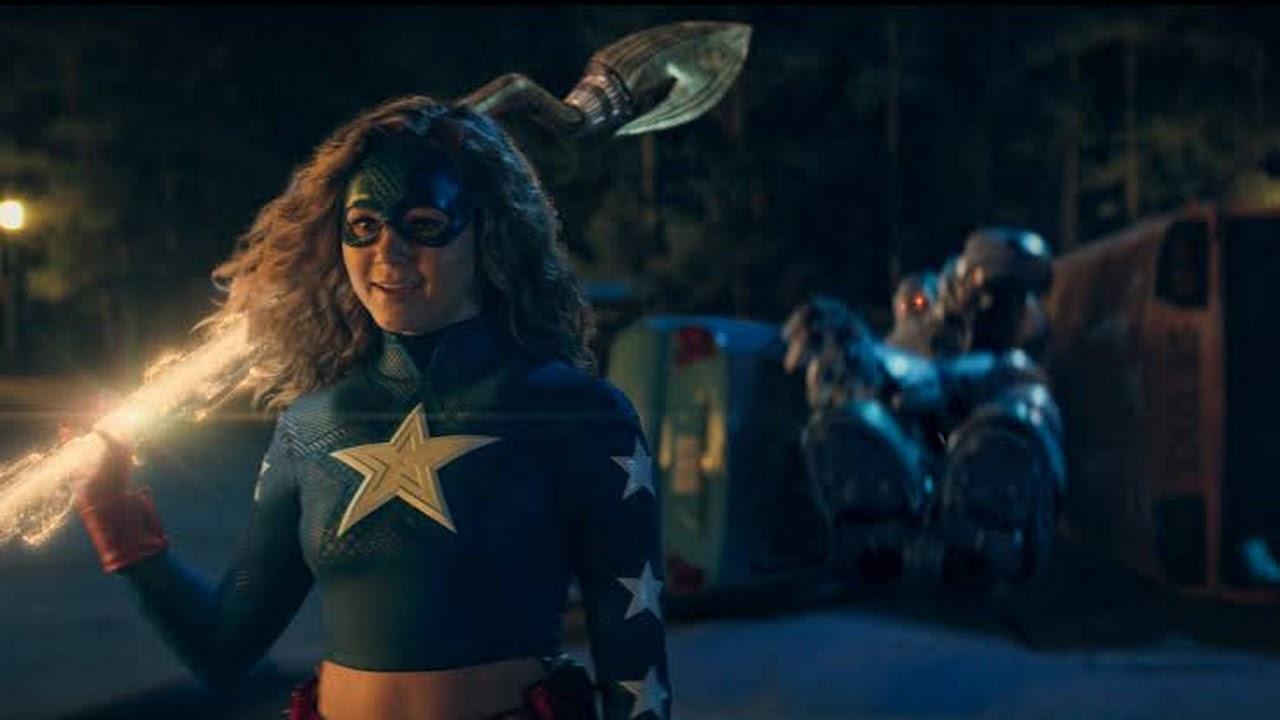 CW anuncia data de estreia de Stargirl