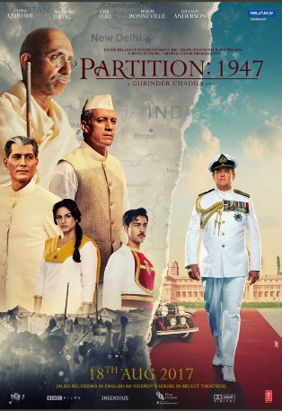 Partition: 1947 new upcoming movie first look, Poster of Huma Qureshi, Manish Dayal download first look Poster, release date