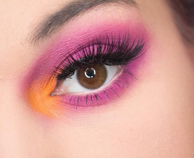 Summer Vibe Makeup !