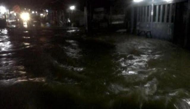 Kabupaten Pidie Banjir dan Longsor, Lintas Tangse Terganggu