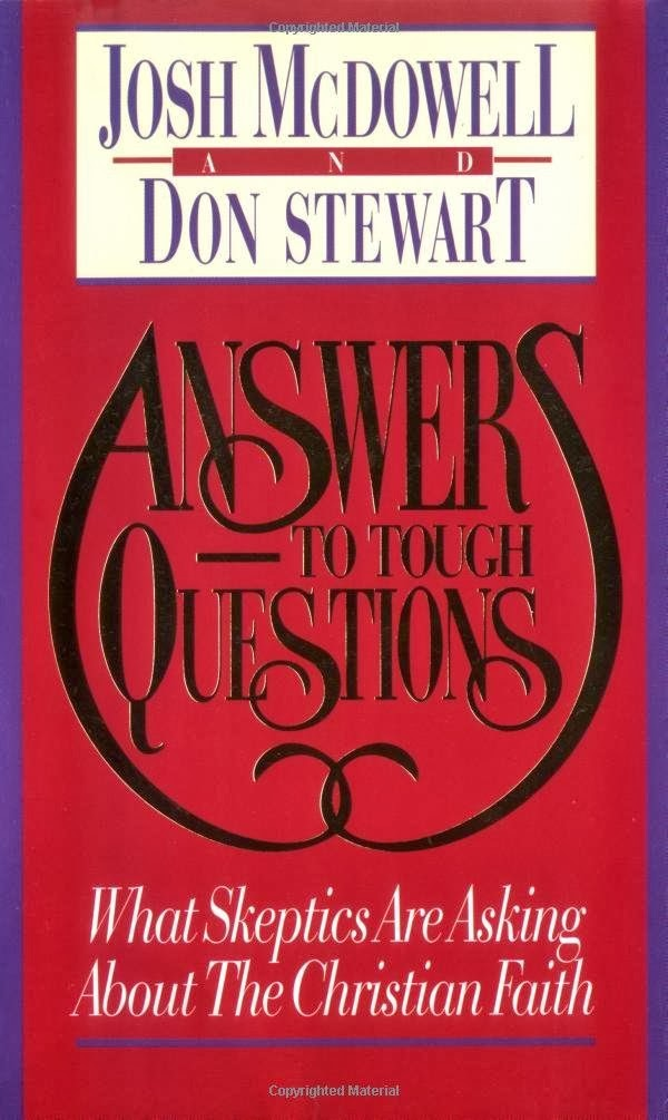 Various Authors-Answers To Tough Questions-
