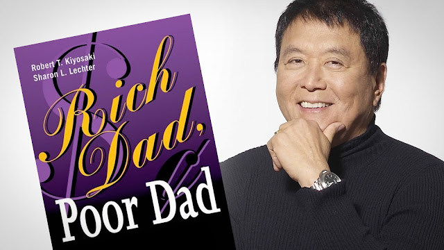 Rich Dad Poor Dad - Kiyosaki