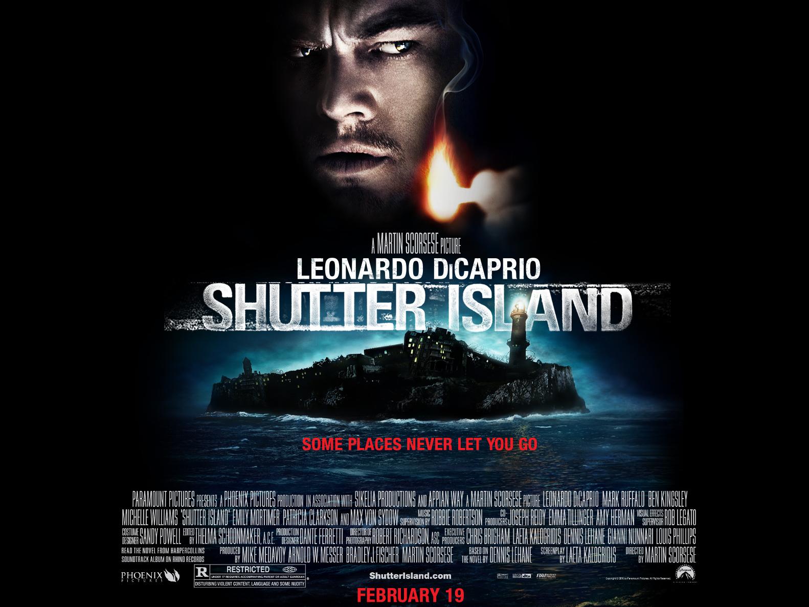 Shutter Island Zindan Adası Film Yorumu Konusu Fragmanı Kendimce