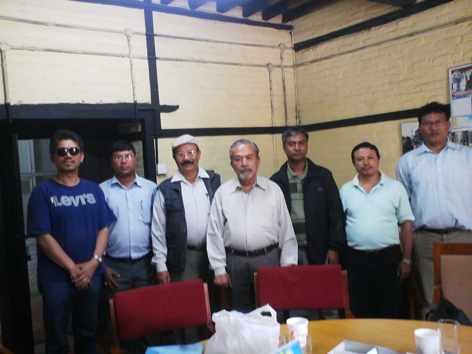 Meeting to discuss encoding Nepal Lipi into Unicode   Nepal Lipi