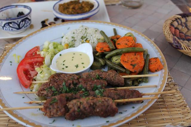 Culinaria marroquina
