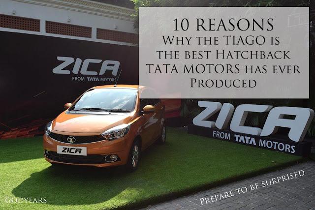 Tata Tiago Godyears