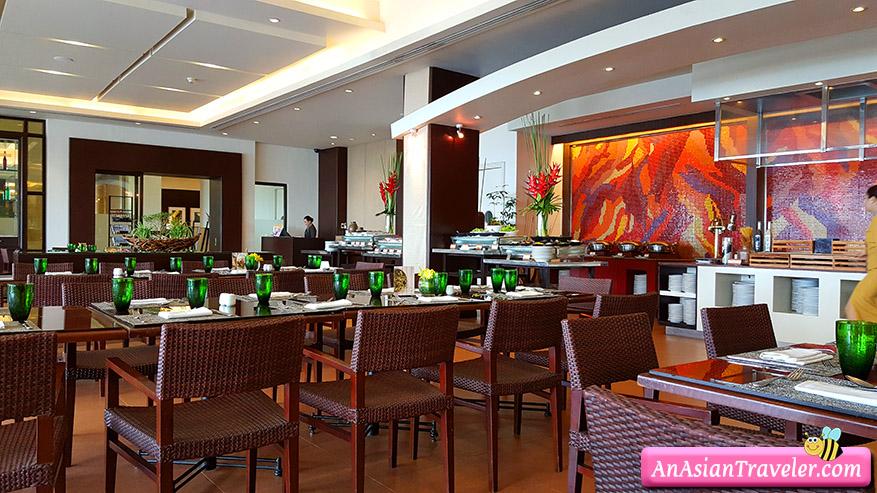 Lunch Buffet At Cafe Veranda Taal Vista Hotel Tagaytay