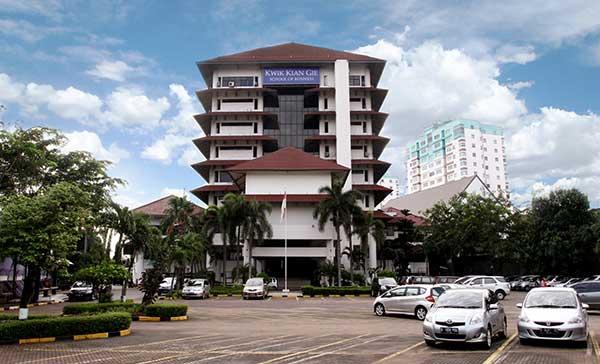 Alamat & Nomor Telepon Kwik Kian Gie School Of Business