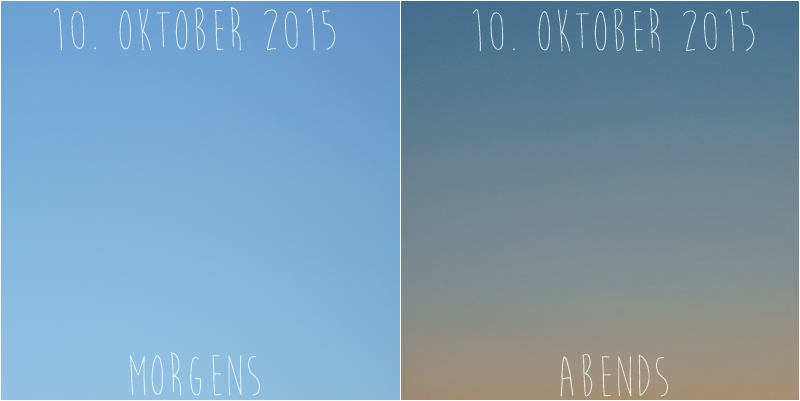 Blog + Fotografie by it's me! - Himmel am 10.10.2015