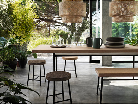 Colección de Ilse Crawford para Ikea