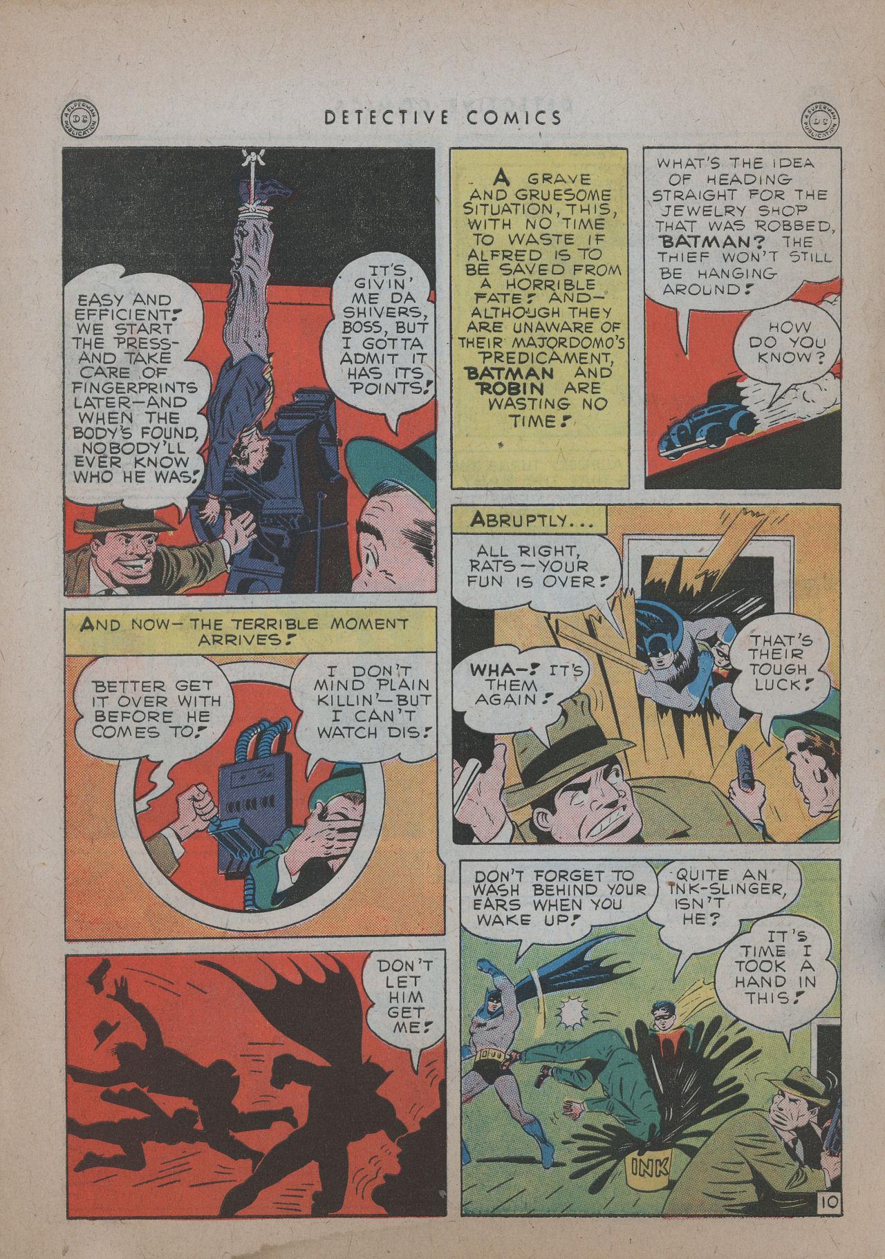 Read online Detective Comics (1937) comic -  Issue #101 - 12