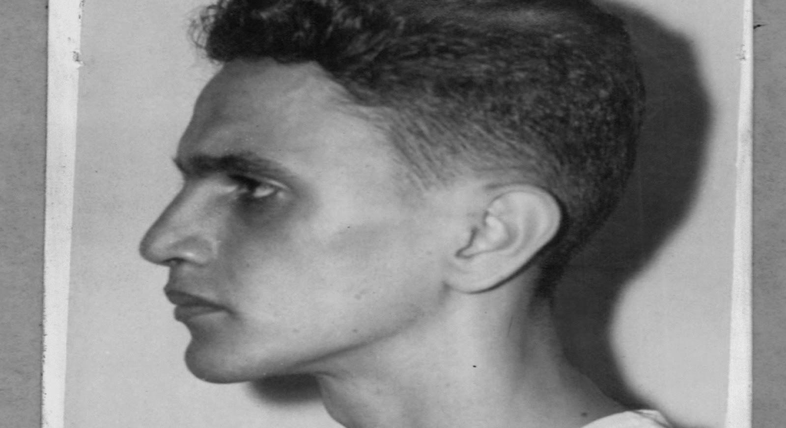 Narciso em Férias | Cartaz traz imagem rara de Caetano Veloso preso