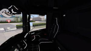 CMI Batman Interior for Scania 2016