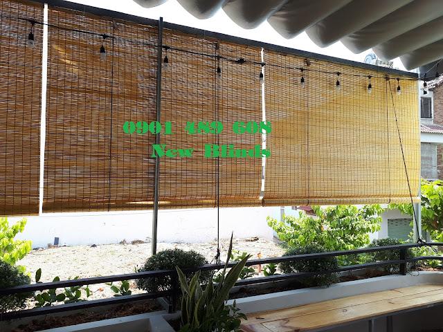 mành tre trúc chống nắng