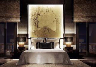 ديكورات غرف نوم بين روعة التصميم والخيال
