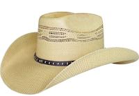 modelo de chapéu Cattleman