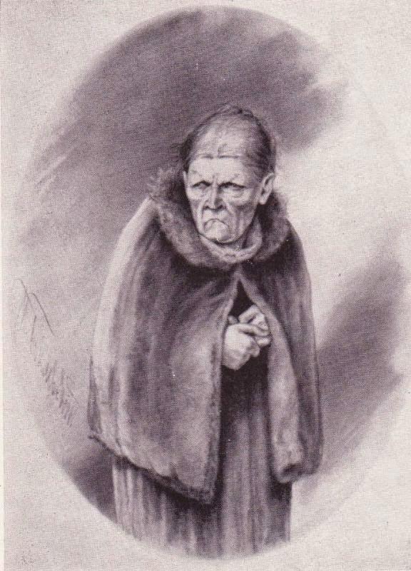 Старуха-процентщица Преступление и наказание, Старуха-процентщица Алена Ивановна, Старуха Преступление и наказание, процентщица Преступление и наказание