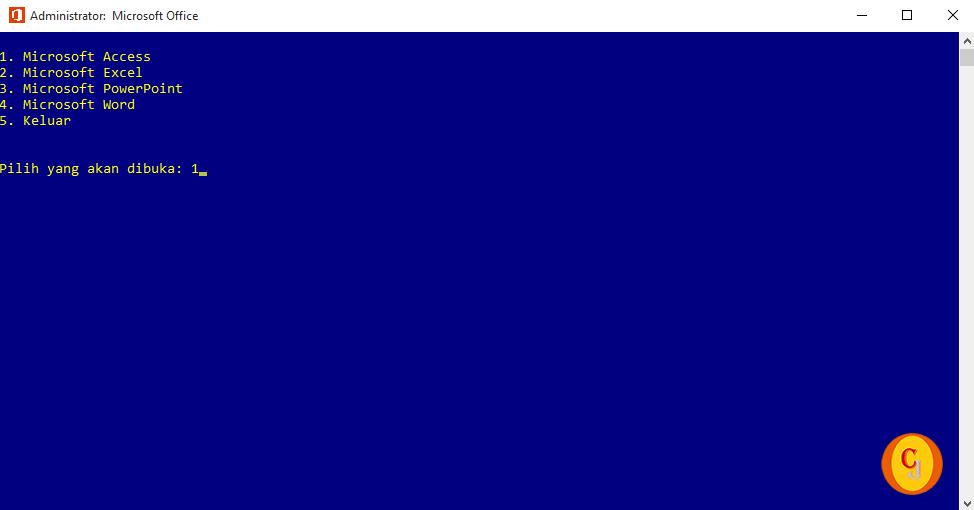 Cara Membuat Menu Shortcut Desktop Keren | Cara Jodi Blog