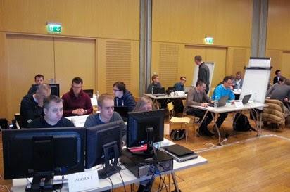 Editors lab hackdays held in Warsaw, Poland on April 1-2.