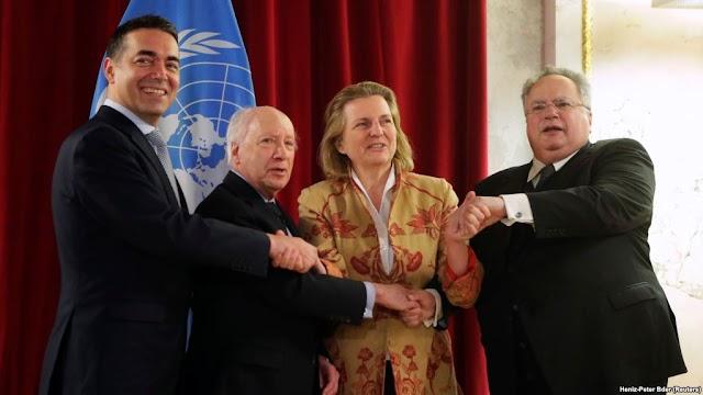 Der Standard: Treffen in Wien brachte Fortschritt, aber keine Lösung im Namensstreit um Mazedonien