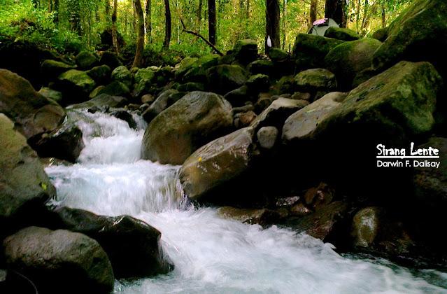 Mount Tarak Papaya River