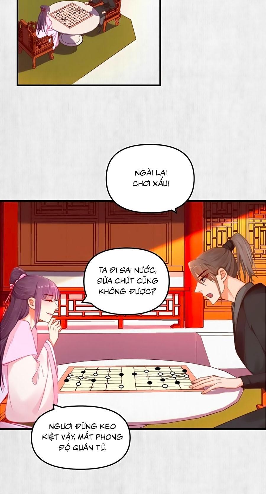 Hoạn Phi Hoàn Triều Chapter 55 - Trang 14