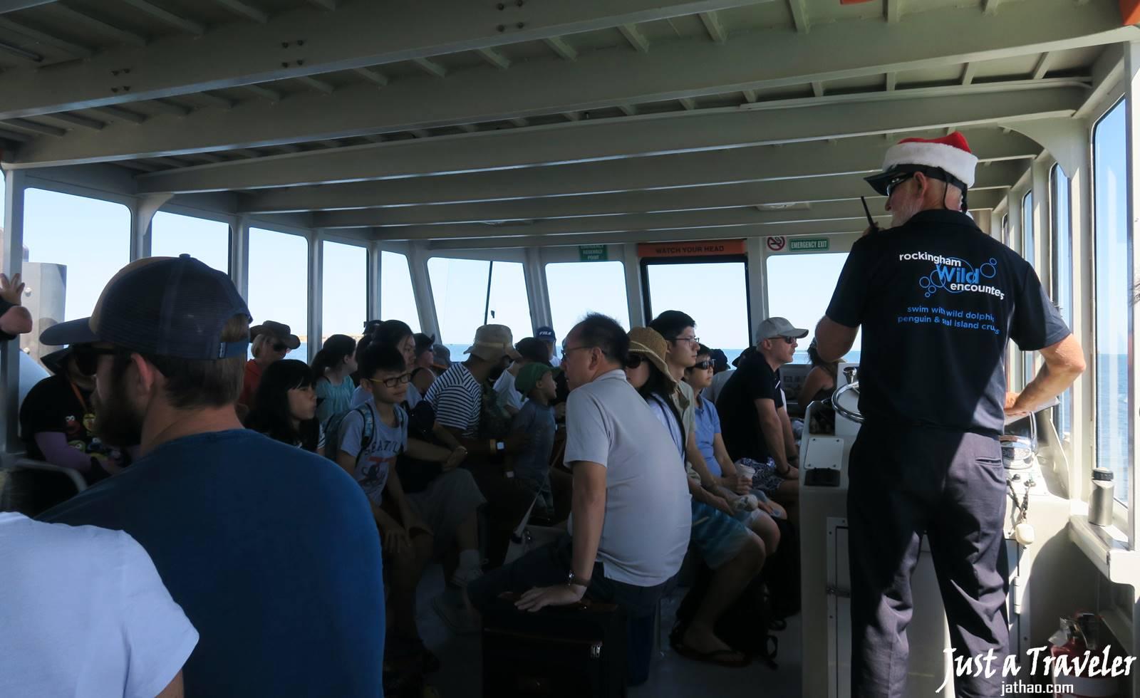 伯斯-景點-推薦-必玩-一日遊-企鵝島-Penguin-Island-渡輪-Ferry-遊記-旅遊-自由行-Perth