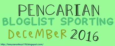 Pencarian Bloglist Sporting December 2016