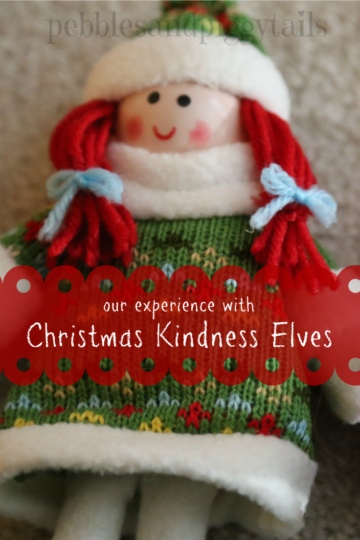 Christmas Kindness Elves | Making Life Blissful