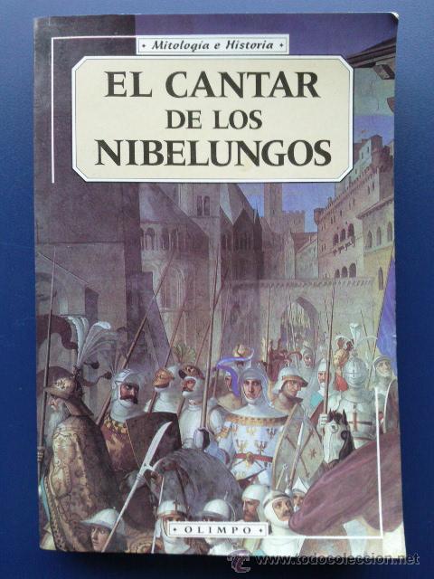 Literatura Europea Medieval Y Renacimiento Cantar De Los Nibelungos