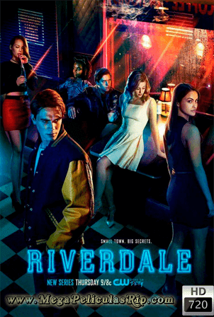Riverdale Temporada 1 [720p] [Latino-Ingles] [MEGA]