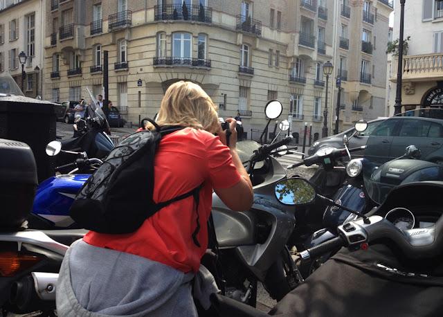 Ik zie, ik zie.. wat jij niet ziet! Fotografie workshop Parijs