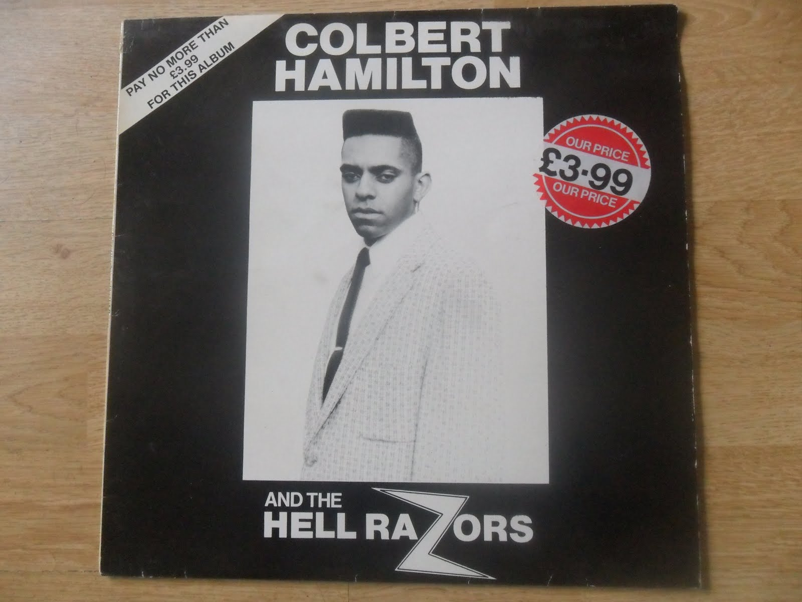 Nuzz Prowling Wolf Colbert Hamilton And The Hellrazors