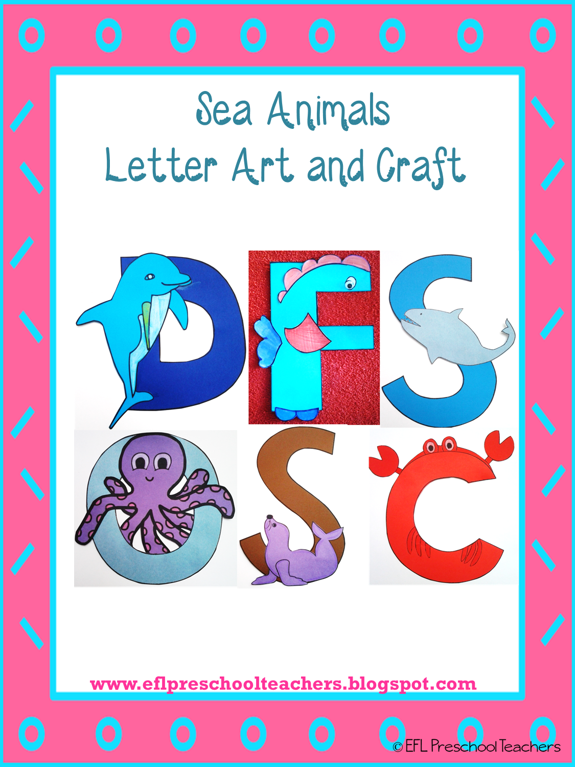 We Are Sea Animals Teacher S Pinterest Favorite Animal