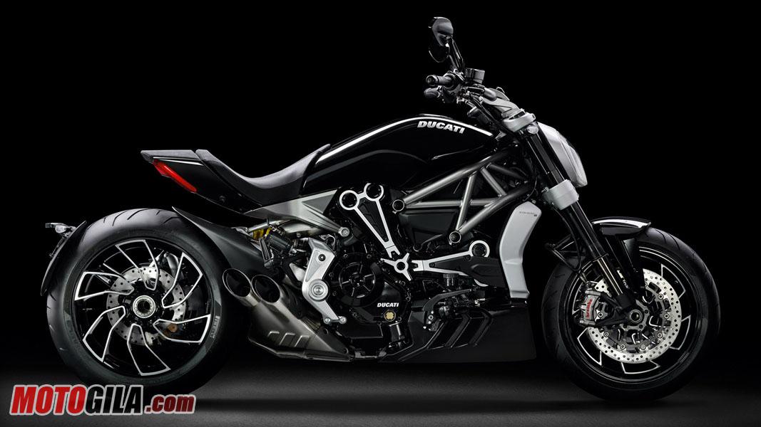 Foto Ducati xDiavel