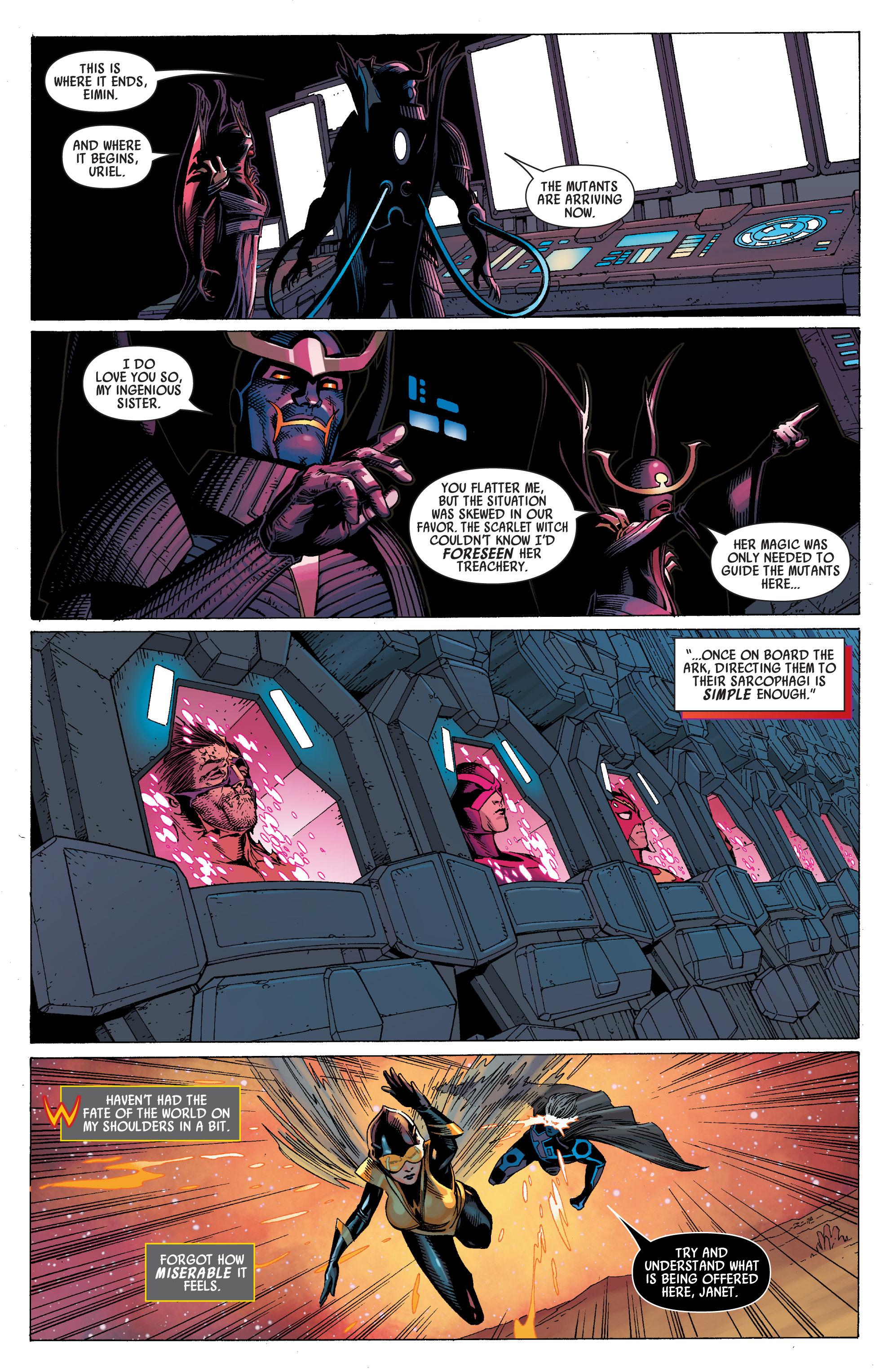 Read online Uncanny Avengers (2012) comic -  Issue #15 - 6