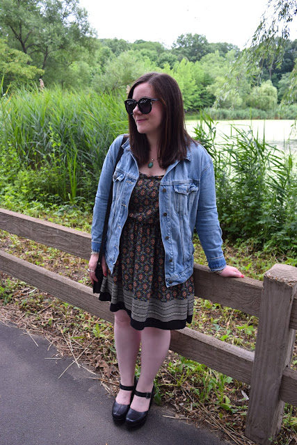 Sequins and Skulls: Lakeside Denim