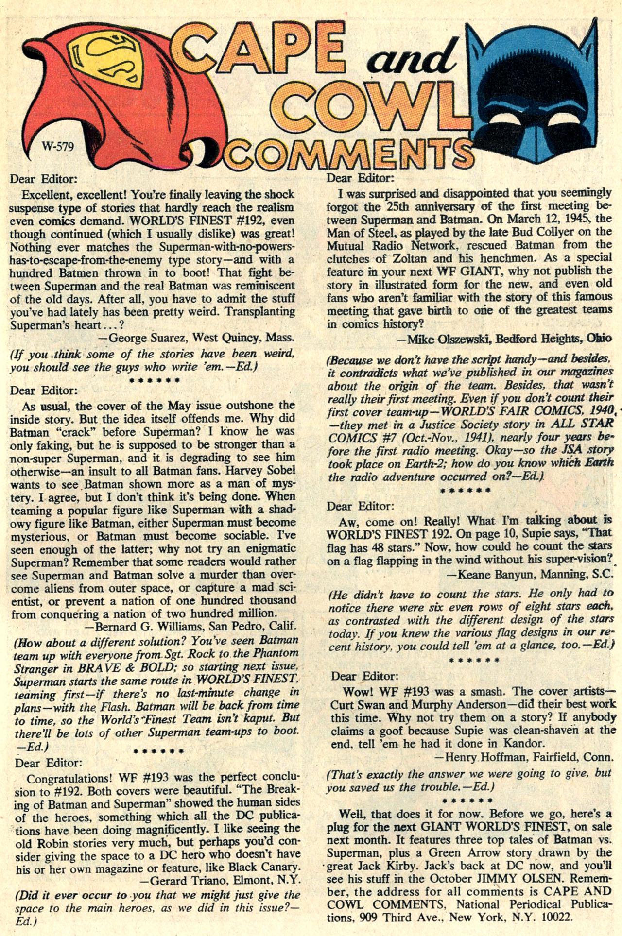 Read online World's Finest Comics comic -  Issue #196 - 31