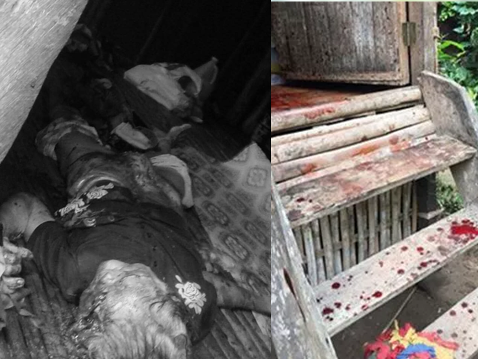 "An 86 year-old woman was found bathing in her own blood after the suspect, her own son, slaughtered her at their own home in Purok 5, Barangay Boloc-boloc, Sibulan , Negros Oriental.  The victim was identified as Josefina Barera, Manaban, 86, a widow and resides at the said place was found dead in the morning of Aug 28, disemboweled, eyes  removed, and with a large cut in the forehead.  The suspect who was immediately captured by the police authorities is none other than her own son, Roger Barera Manaban, 52, married and has no permanent residence.   ""Advertisements"" According to PO3 Diaz, police investigator of PNP Sibulan on an interview from DYWC RMN, they found the suspect holding a bladed weapon believed that the suspect use to slaughter the victim. The suspect also cut into pieces, cooked (roasted) and consumed the guts of his own mother. The victim was also found naked and the police said there there is also a possibility that she was raped.  The investigation is ongoing to find out if the suspect is under the influence of illegal drugs when the murder happened. The suspect is out of his sanity and is presently detained at the police station while the authorities and the victims relatives are preparing to press parricide charges against him.  Source: RMN News ""Sponsored Links"" Read More:  A female Overseas Filipino Worker (OFW) working in Saudi Arabia was killed by an unknown gunman in Cabatuan, Isabela on Sunday. The OFW is in the country to enjoy her vacation and to celebrate her bithday with her loved ones. The victim's mother, Betty Ordonez, said that Jenny Constantino, 29, arrived in the country from Saudi Arabia for a vacation.         China's plans to hire Filipino household workers to their five major cities including Beijing and Shanghai, was reported at a local newspaper Philippine Star. it could be a big break for the household workers who are trying their luck in finding greener pastures by working overseas  China is offering up to P100,000  a month, or about HK$15,000. The existing minimum allowable wage for a foreign domestic helper in Hong Kong is  around HK$4,310 per month.  Dominador Say, undersecretary of the Department of Labor and Employment (DOLE), said that talks are underway with Chinese embassy officials on this possibility. China's five major cities, including Beijing, Shanghai and Xiamen will soon be the haven for Filipino domestic workers who are seeking higher income.  DOLE is expected to have further negotiations on the launch date with a delegation from China in September.   according to Usec Say, Chinese employers favor Filipino domestic workers for their English proficiency, which allows them to teach their employers' children.    Chinese embassy officials also mentioned that improving ties with the leadership of President Rodrigo Duterte has paved the way for the new policy to materialize.  There is presently a strict work visa system for foreign workers who want to enter mainland China. But according Usec. Say, China is serious about the proposal.   Philippine Labor Secretary Silvestre Bello said an estimated 200,000 Filipino domestic helpers are  presently working illegally in China. With a great demand for skilled domestic workers, Filipino OFWs would have an option to apply using legal processes on their desired higher salary for their sector. Source: ejinsight.com, PhilStar Read More:  The effectivity of the Nationwide Smoking Ban or  E.O. 26 (Providing for the Establishment of Smoke-free Environment in Public and Enclosed Places) started today, July 23, but only a few seems to be aware of it.  President Rodrigo Duterte signed the Executive Order 26 with the citizens health in mind. Presidential Spokesperson Ernesto Abella said the executive order is a milestone where the government prioritize public health protection.    The smoking ban includes smoking in places such as  schools, universities and colleges, playgrounds, restaurants and food preparation areas, basketball courts, stairwells, health centers, clinics, public and private hospitals, hotels, malls, elevators, taxis, buses, public utility jeepneys, ships, tricycles, trains, airplanes, and  gas stations which are prone to combustion. The Department of Health  urges all the establishments to post ""no smoking"" signs in compliance with the new executive order. They also appeal to the public to report any violation against the nationwide ban on smoking in public places.   Read More:          ©2017 THOUGHTSKOTO www.jbsolis.com SEARCH JBSOLIS, TYPE KEYWORDS and TITLE OF ARTICLE at the box below Smoking is only allowed in designated smoking areas to be provided by the owner of the establishment. Smoking in private vehicles parked in public areas is also prohibited. What Do You Need To know About The Nationwide Smoking Ban Violators will be fined P500 to P10,000, depending on their number of offenses, while owners of establishments caught violating the EO will face a fine of P5,000 or imprisonment of not more than 30 days. The Department of Health  urges all the establishments to post ""no smoking"" signs in compliance with the new executive order. They also appeal to the public to report any violation against the nationwide ban on smoking in public places.          ©2017 THOUGHTSKOTO Dominador Say, undersecretary of the Department of Labor and Employment (DOLE), said that talks are underway with Chinese embassy officials on this possibility. China's five major cities, including Beijing, Shanghai and Xiamen will soon be the destination for Filipino domestic workers who are seeking higher income. ©2017 THOUGHTSKOTO"