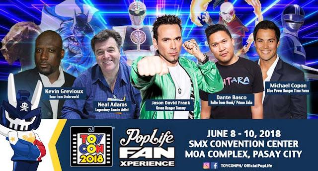 Comicon Philippines Toycon