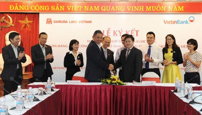 Gamuda Land Việt Nam hợp tác VietinBank hỗ trợ lãi suất 0%