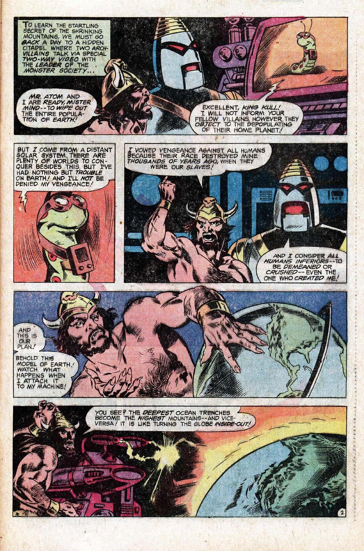 Read online World's Finest Comics comic -  Issue #265 - 57