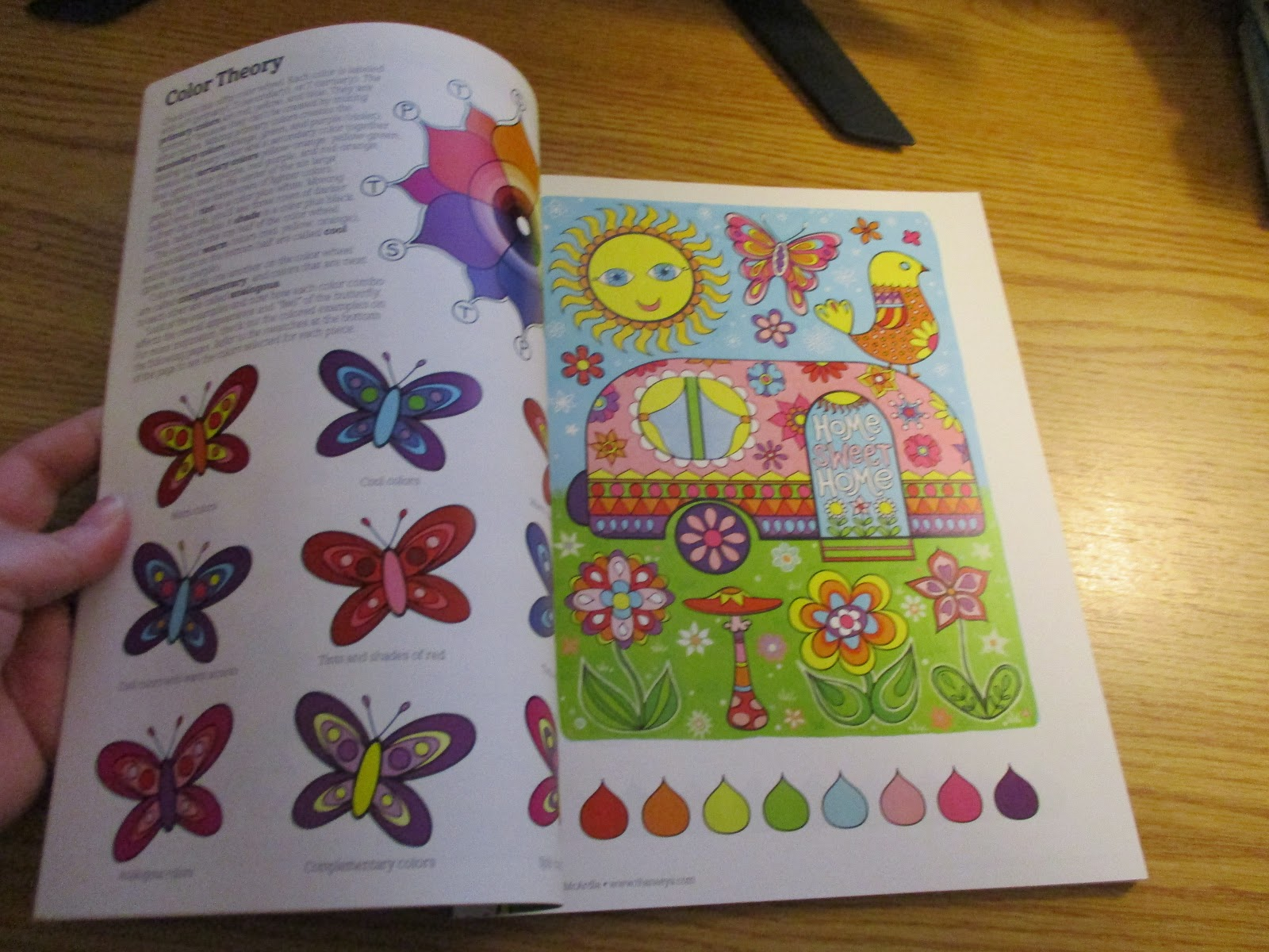Ive Provided You With Coloring Suggestions But There Is No Right Way Or Wrong To Color Patterns Each Page Can Be Removed The Ease As It Has A