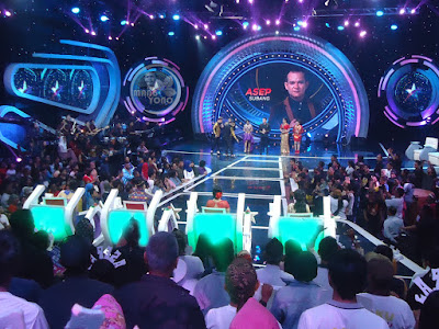 Asep AS Subang mendapatkan 4 Bintang atau lampu hijau